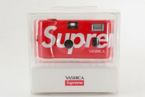 Supreme Yashica MF-1 35mm Camera Brand New japan film camera red