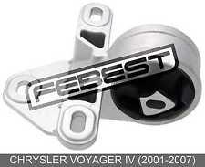 Front Engine Mount For Chrysler Voyager Iv (2001-2007)