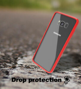 For Samsung Galaxy S9 S8 Plus Note 9 8 Case Cover Shockproof Slim Tough Phone