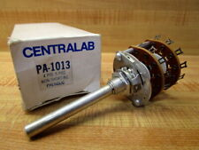Centralab PA-1013 Rotary Switch PA1013