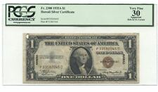 Hawaii Silver Certificate, 1935 A $1 PCGS Currency