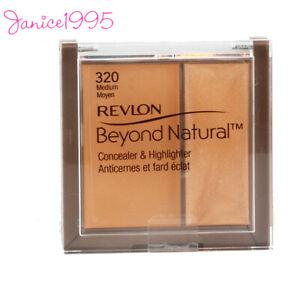 REVLON Beyond Natural Concelaer & Highlighter #320 MEDIUM