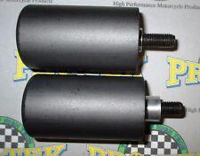 Pro-tek Frame Crash Slider Yamaha 1994 1995 1996 1997 YZF750 YZF1000 Slate Grey