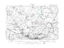 Staffordshire 1800-1899 Date Range Antique Europe Sheet Maps