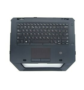 Dell Rugged 5404 Palmrest w/ US (INT) & Touchpad 1X57H 01X57H (D11)
