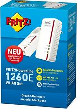Marchand: AVM Fritz Powerline 1260e/1220e WLAN Jeu (Wlan-Access Point, I