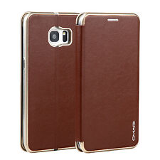 Luxury Flip Leather Wallet Card Magnetic Case Cover For Samsung Galaxy S7/S8/S9+