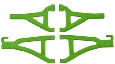 Rpm Products Green Front Upper & Lower A-Arms For Traxxas Mini E-Revo - Rpm80694