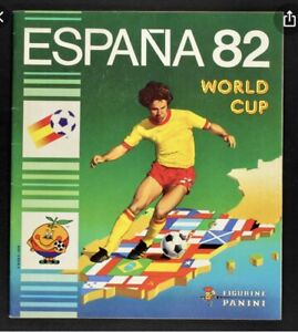 PANINI ESPANA 82 STICKERS COMPLETE YOUR SET 228-427