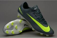 Nike Mercurial Vapor XI CR7 FG Football Boots Seaweed 852514-376 Men's Size 12.5