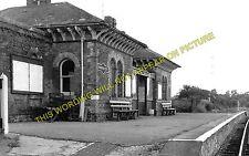 Berkeley Railway Station Photo. Berkeley Road - Sharpness. (2)