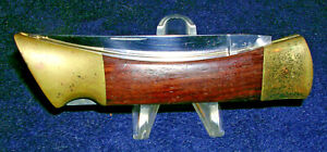Fine Vintage Browning 3218F Lockblade Folding Hunter Pocket Knife! Germany!