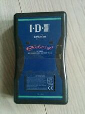 IDX Endura 50s Lithium Ion V-Mount Rechargeable Battery For Parts Made in Japan