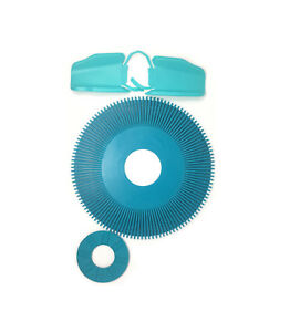 Pool Cleaner Parts Kit Seal Disc Wings Foot Pad Replacement For Kreepy Krauly
