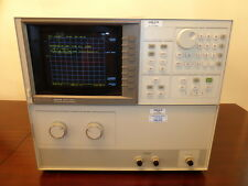 Agilent Hp 8504B 1300-1550nm Precision Reflectometer Lightwave System - Cal'D!
