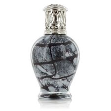 Ashleigh & Burwood Lava Tower Mouth Blown Glass Fragrance Lamp Small PFL604