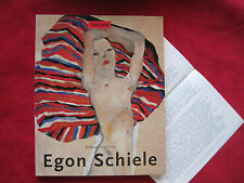 ART BOOK ON EGON SCHIELE  SIGNED BY THE AUTHOR TO FILM DIRECTOR BILLY WILDER
