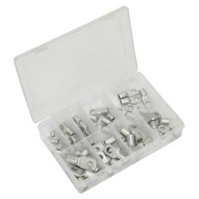 AB016CT Sealey Copper Lug Terminal Assortment 52pc [Electrical] [Consumables]