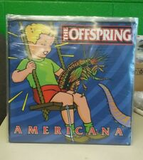 lp THE OFFSPRING AMERICANA SIGILLATO SONY 1998 PRIMA STAMPA ITALIANA