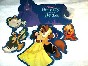 BEAUTY AND THE BEAST PROMO STORE HANGING MOBILE NEVER USED SEE PICS.