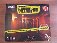 Asesinato En greenrock Village Hotel asesinato misterioso Familia Juego De Mesa. Gratis P&P