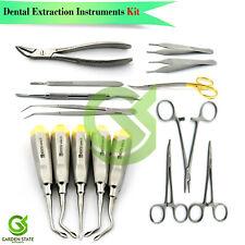 Dentist Veterinary Dental Extraction Kit Professional Amp Student Exam Instruments