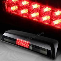 For 2007-2018 Toyota Tundra Smoke Lens RED LED Third 3RD Stop Brake Tail Light