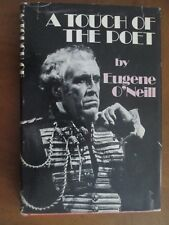 A TOUCH OF THE POET Eugene O'Neill 1973 HCDJ ~