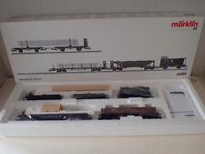 Märklin H0 46091 4er Güterwagen Set DRG Drehschemelwagen Kohlentrichterwage OVP