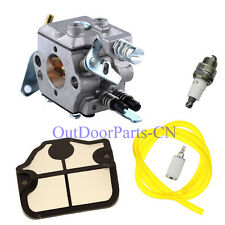 (WI)Carburetor air fuel filter line for Husqvarna 36 41 136 137 141 142 Chainsaw