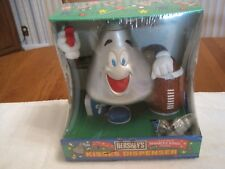 HERSHEY'S KISSES CANDY DISPENSER---FACTORY SEALED
