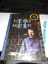 New Poetry In Motion II CD Rom Ron Mann Windows Mac Reading Video