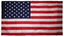 3x5 Usa American U.S.A. America 50 Star Flag 3'x5' House Banner Blue Sleeve