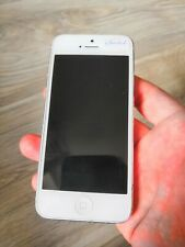 Apple iPhone 5 -  White & Silver (faulty) A1429 (GSM)