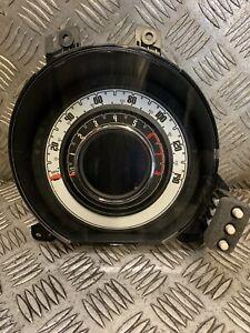 2016 FIAT 500 1.2 PETROL INSTRUMENT CLUSTER SPEEDO CLOCK P/N: 7356197450