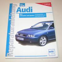 Reparaturanleitung Audi A3 Typ 8L - 1,9 Liter Diesel  - ab Baujahr 2000