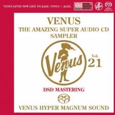 V.A.-VENUS THE AMAZING SUPER AUDIO CD SAMPLER VOL.21-JAPAN SACD J76