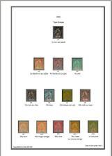 --Album de timbres Cote d'Ivoire 1892-1944 à imprimer