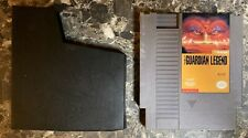The Guardian Legend Nintendo NES Video Game 1988 Cleaned Plus Slip Case Used