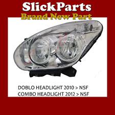 FIAT DOBLO HEADLIGHT 2010 2011 2012 2013 2014 2015 NSF *NEW*