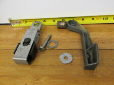 Mercury Mariner Outboard 40 HP Hood Latch LEVER 19430 and BRACKET 812462