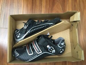 Bontrager RL Road Cycling Shoes Size 40 7.0 New Black