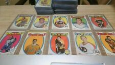 1971-72 O-PEE-CHEE NHL Cards(LOT for $225)