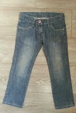 Jeans ROMANTIC  FLOWER  4-5 ans