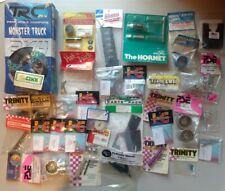 Mixed Vtg R/C Car & Trucks Parts & Hardware Nos Bolink Trinity Losi