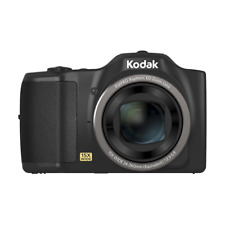 Kodak PIXPRO FZ152 15x Zoom Compact Digital Camera: Black