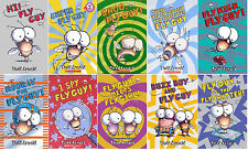 Set of 10 Fly Guy Readers - Tedd Arnold Grade Level 2 Books Scholastic Lot *NEW*