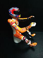 1:12 Conversión Minichamps Figure Figurine Casey Stoner Aragon 2011 NO ROSSI