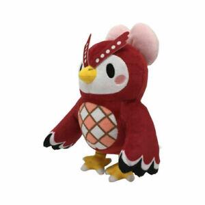 21cm Horizons Celeste owl Plush Doll Toy Gift Nintendo Switch Animal Crossing