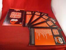 Sega Genesis Game Genie Programming Manual and Code Book & 5 Code Updates